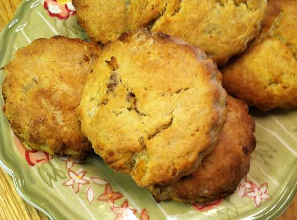 Sweet Potato Biscuits With Bacon Recipe