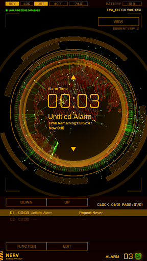 EVA Clock by PHARDERA (Google Play, United States