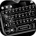 Cool black Keyboard Theme icon