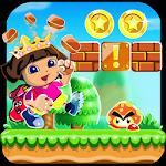 dora adventure princess run Icon