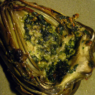 Artichoke Garlic Parsley Recipes