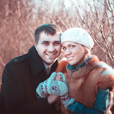 Wedding photographer Elena Kurgan (kyrgan911). Photo of 02.12.2013