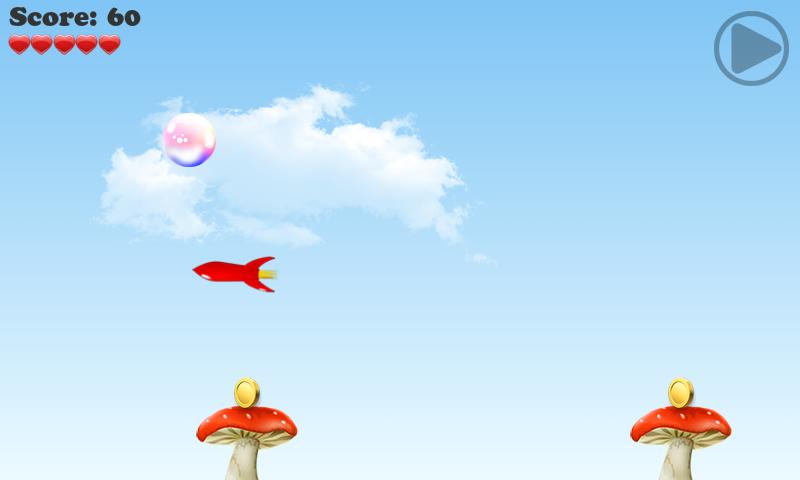 Bubble Ball Goo– Capture d'écran