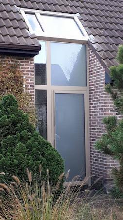 Veilige ramen en deuren