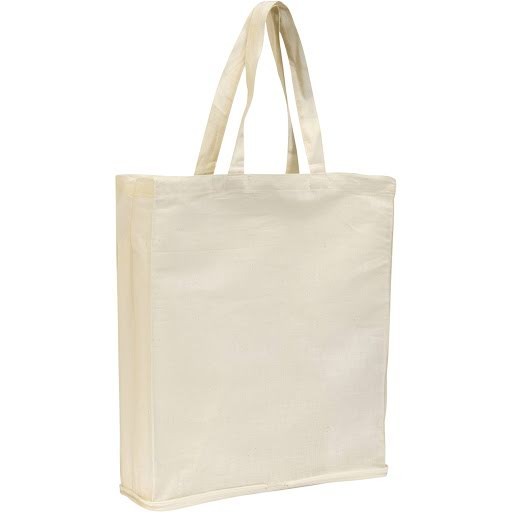 Folding Cotton Shopping Bags