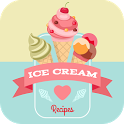 Ice Cream Recipes icon