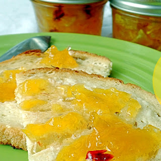 Chipotle Mango Preserves