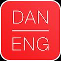 Dictionary Danish English icon