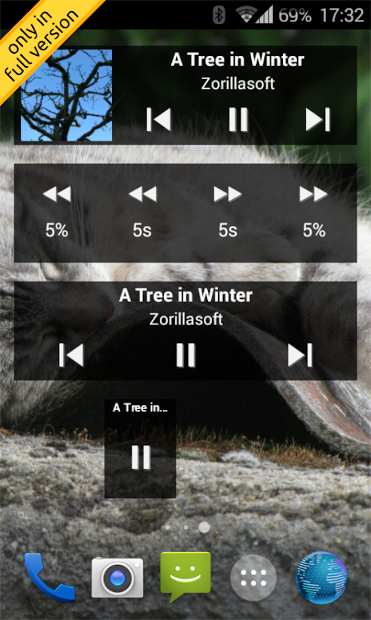Music Folder Player Full- screenshot