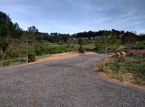 Photo: de weg ziet er al deftig uit