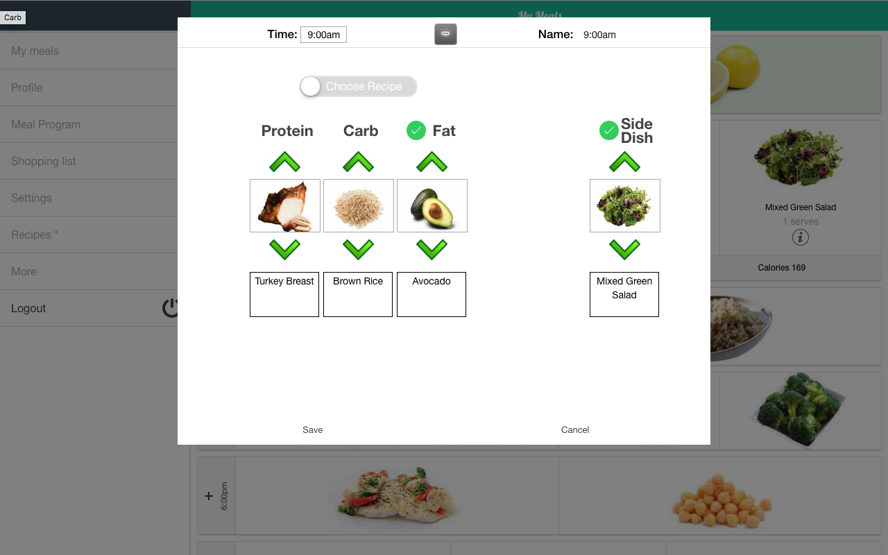 Amato Fitness Meal Planner - Android Apps on Google Play NK69