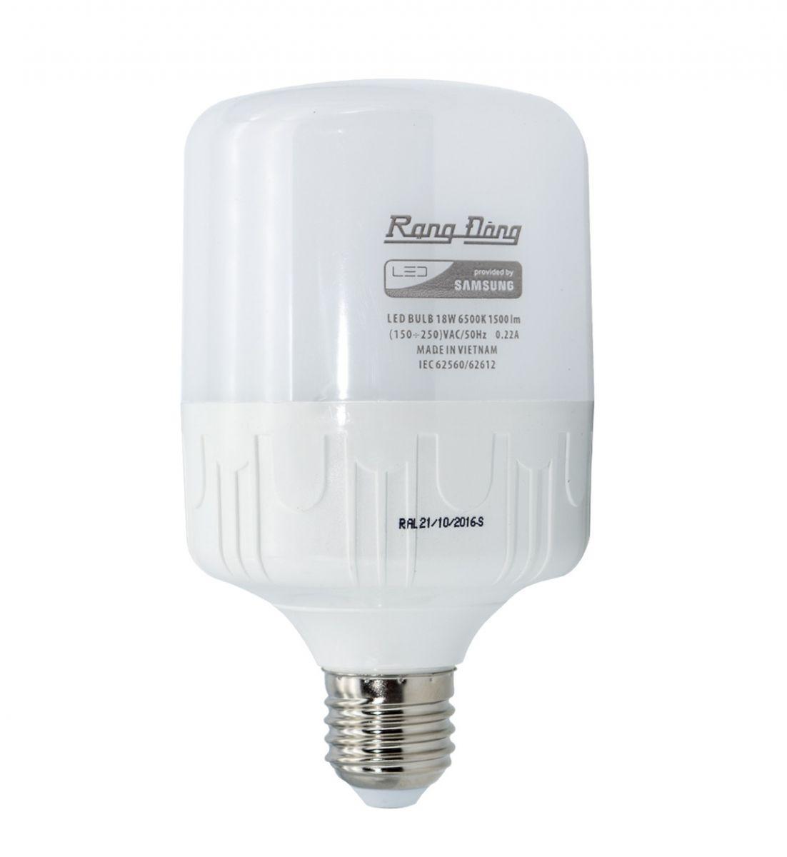 Đèn led bulb Rạng Đông LED TR100N1/28W (S)