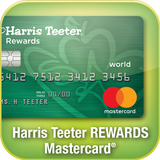 Harris Teeter REWARDS Credit