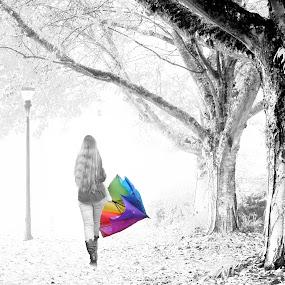 by Hallie Barta - Digital Art People