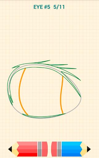 How to Draw Anime Eyes 5.1 Screenshots 4