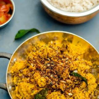 Sadya Kadala Koottu Curry Recipe