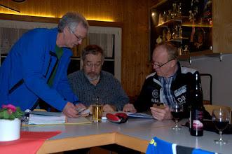 Photo: Kassenversison durch SG Villigen