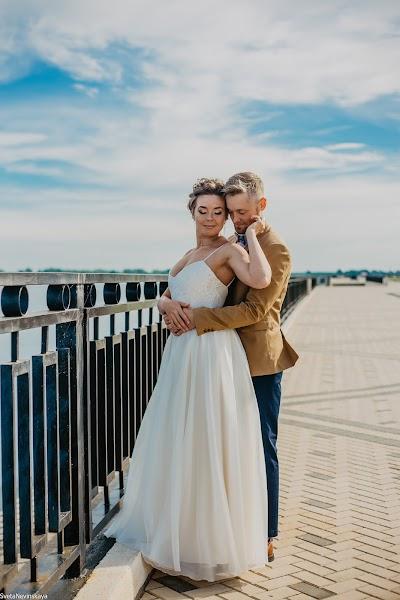 Wedding photographer Svetlana Nevinskaya (nevinskaya). Photo of 20.03.2019
