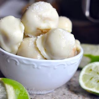 Salted Margarita Truffles