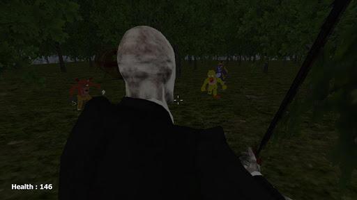 Slenderman VS Freddy The Fazbear 1.0.2 screenshots 7