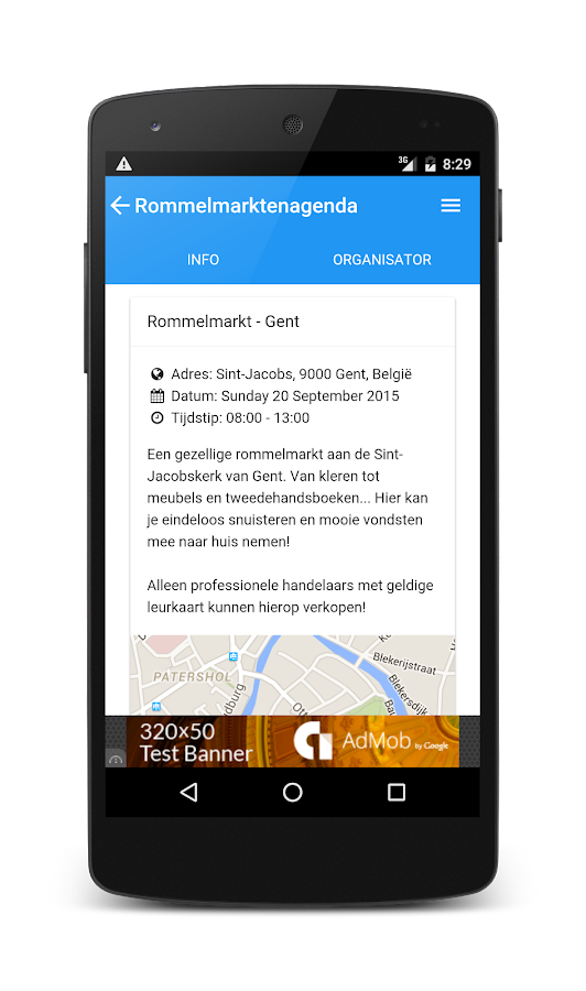 Rommelmarkten- screenshot