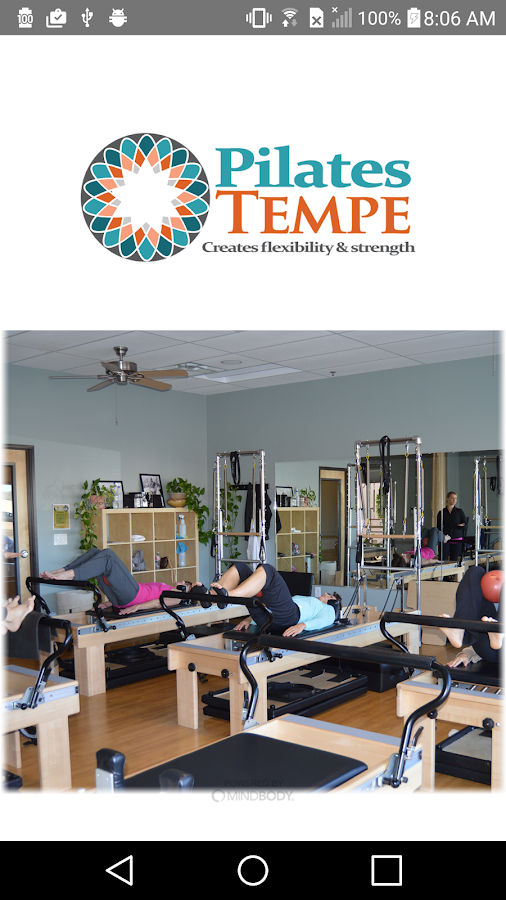 Pilates Tempe- screenshot