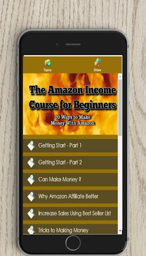 The Amazon Income Course For Beginners 1.1 screenshots 2