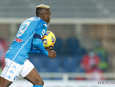 Naples et Mertens, avec un but d'Osimhen, l'emportent au Torino