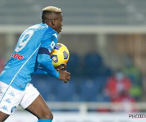 Le Napoli tremble pour Victor Osimhen