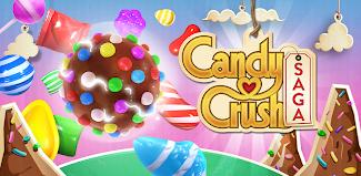 Candy Crush Saga poster