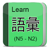 Tải Từ Vựng Tiếng Nhật N5 APK