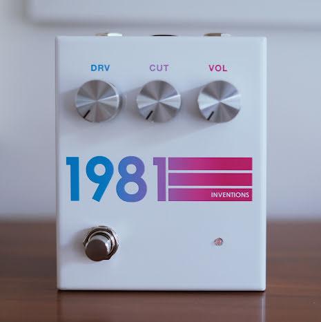 1981 Inventions DRV Hyperwhite #3