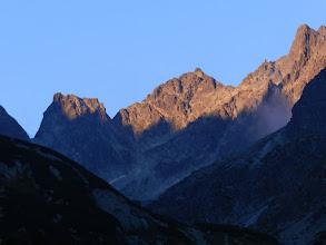 Photo: Otoczenie Doliny Złomisk, Tatry; Wschodni Szczyt Żelaznych Wrót, Zmarzły Szczyt, Turnia nad Drągiem
