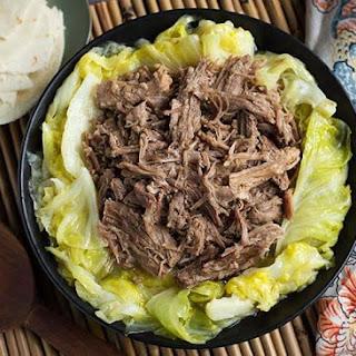 Instant Pot Kalua Pork.