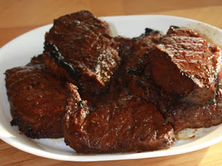 Bold Tastin' Grilled Steak Recipe