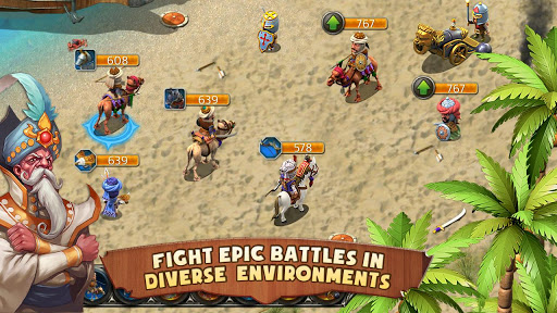 Kingdoms & Lords screenshot 6