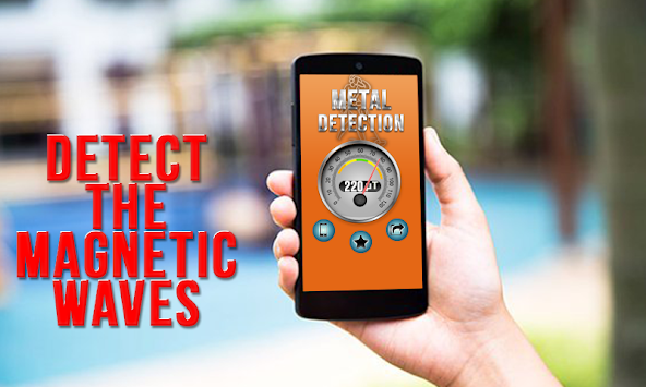 Real Metal Detector – Sniffer Body Scanner HD APK Latest Version