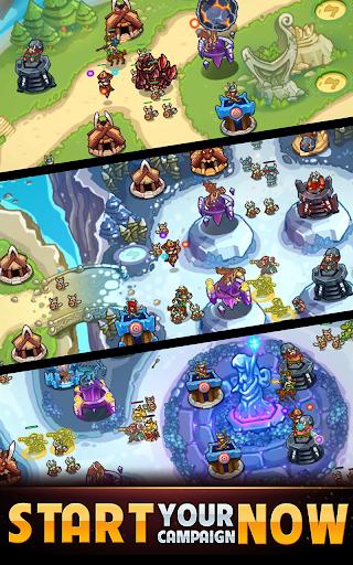 Kingdom Defense: Hero Legend TD (Tower Defense) 1.1.0 screenshots 6