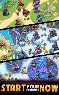 Kingdom Defense: Hero Legend TD MOD (Unlimited Gold/Gems) 6