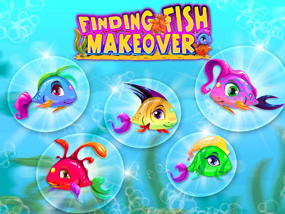 Download Little Fish Makeover For PC Windows and Mac apk screenshot 9