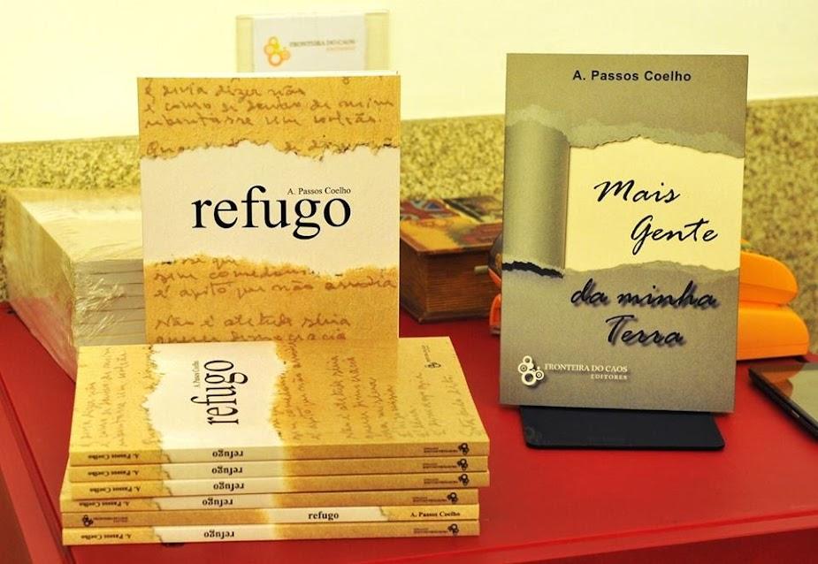 """""""refugo"""" de A. Passos Coelho apresentado em Lamego"""