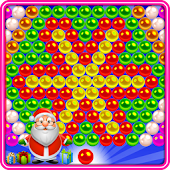 Bubble Shooter-Merry Christmas