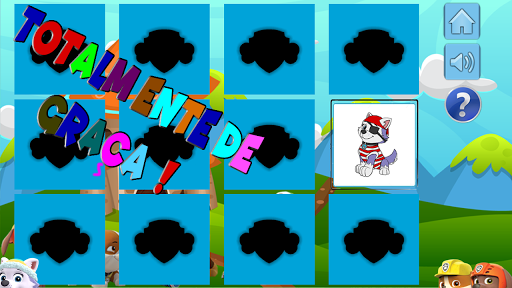 Patrulha Canina Jogo da Memu00f3ria 1.0.0.9 screenshots 2