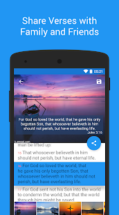 King James Bible (KJV) - free- screenshot thumbnail