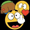 Emojidom: Chat Smileys & Emoji icon