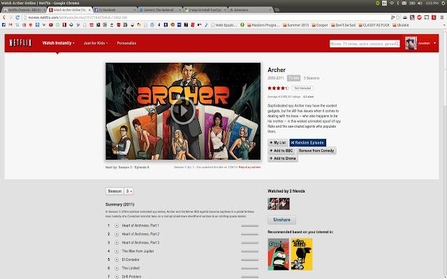 Netflix Channels