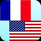Traducteur français anglais icon