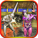 Real Robot Steel Ring Fighting Game Icon