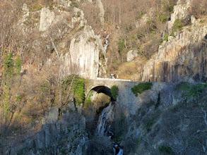 Photo: le pont de la chèvre