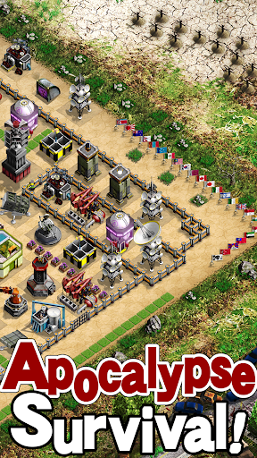 Zombie RTS game : UNDEAD FACTORY 1.3.23 screenshots 2